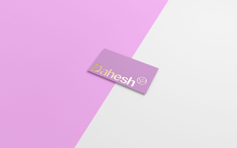 Dahesh-tarjetas