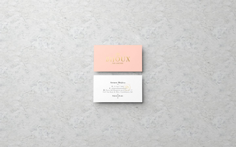 Bijoux-tarjetas